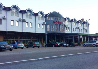 Hotel Oxa Novi Pazar